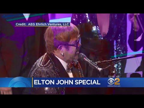 Stars Pay Tribute To Elton John