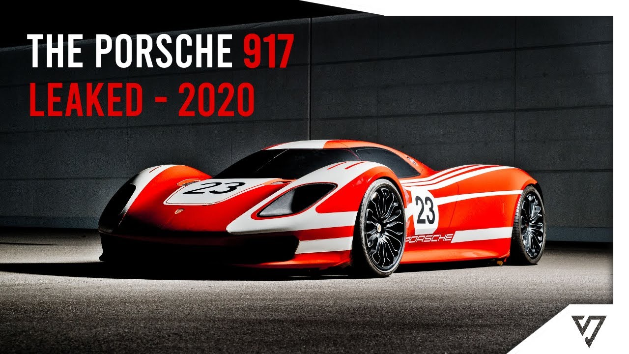 Porsche 917. A NEW Hypercar.   LEAKED 2020