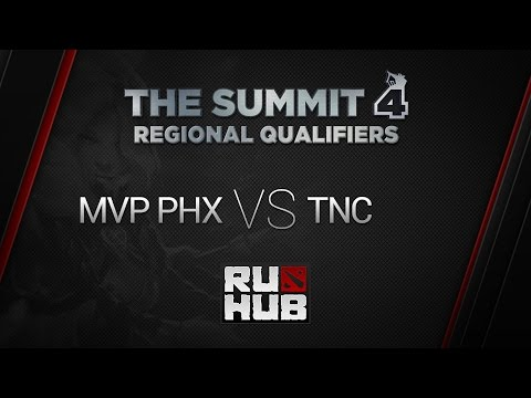 MVP - TNC, game 2, The Summit 4 SEA