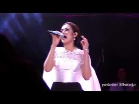 RAISA - Mantan Terindah (Konser Pemeran Utama Surabaya)