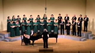 2012年3月11日(日)愛知県東郷町 東郷町民会館で、「第20回合唱祭in TO...