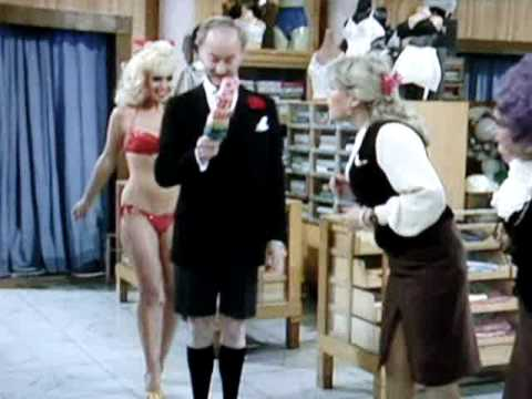 "Nice Secretary ! "" Miss Bellfridge "" 3 / 3 "" Are You Being Served """