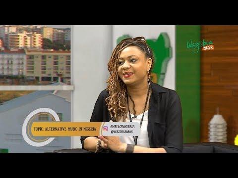 Download ALTANATIVE MUSIC IN NIGERIA with Soul Artist Diana Bada - HELLO NIGERIA