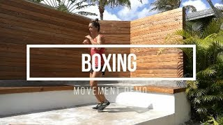 Boxing // FIT Happy Hour Movement Demo