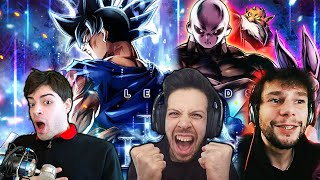 PRIMO VIDEO PULL TRIPLO e SUBITO 4 LF!!! 😱 SUMMON GOKU ULTRA ISTINTO & JIREN DRAGON BALL LEGENDS ITA