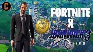 Fortnite X John Wick 3 Crossover Leaked!