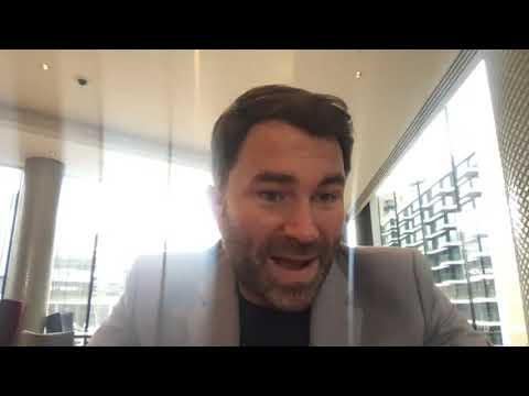 Society's Unheralded Champions - Eddie Hearn joins Sporting Memories Unlisted