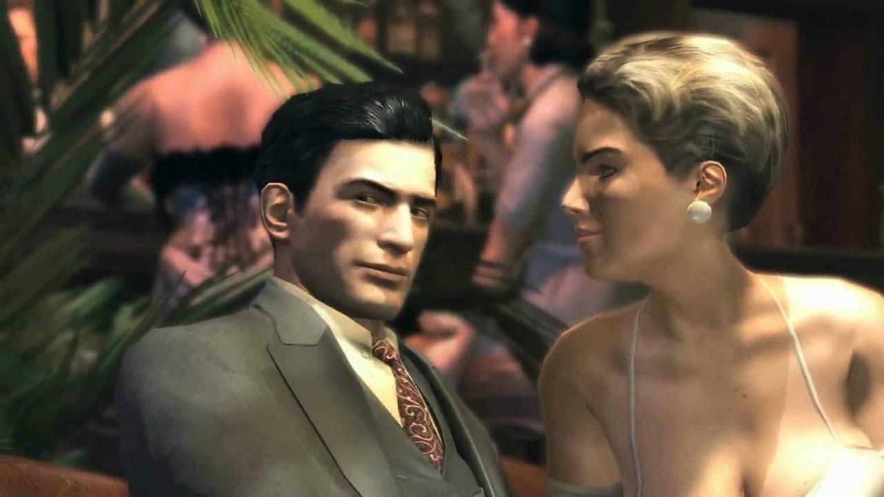 Mafia 2 проститутка проститутки для заключенных