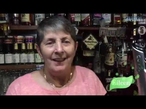 A Summer Evening At Eileens Irish Bar