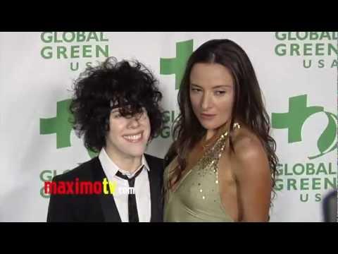 LP Laura Pergolizzi & Tamzin Brown Global Green USA's 10th Annual Pre-Oscar Party