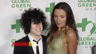 LP Laura Pergolizzi & Tamzin Brown Global Green USA's 10th Annual Pre-Oscar Party
