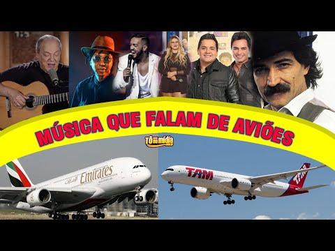 Músicas que falam de Aviões