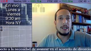 Punto 9 - Noticias Forex del 21 de Agosto del 2017