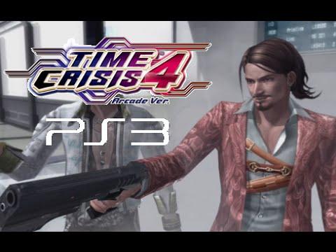 Time Crisis 4 Arcade Ver. playthrough (PS3)