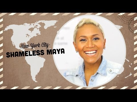 ShamelessMaya and Fall in NYC | Postcards From... | The Platform thumbnail