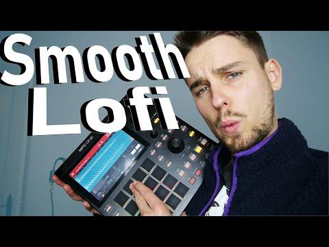 MPC ONE - Making LoFi/Boom Bap Beat, Then Rapping Over It!