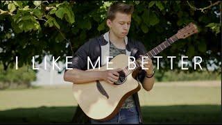 I Like Me Better Lauv Guitar Fingerstyle Cover Arr. Konstiguitar