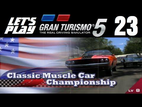 Gran Turismo  Classic Muscle Car Championship