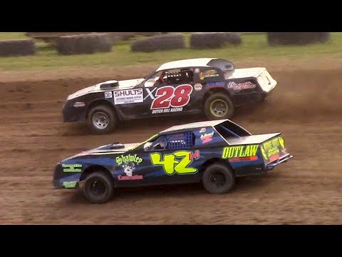 Pure Stock Heat Two | McKean County Family Raceway | 6-16-18