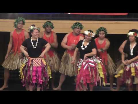 Tuvalu Students performance at Victoria University, Wellington 2017 01