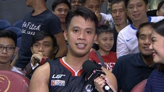 Best Player: Baser Amer | PBA Governors' Cup 2017