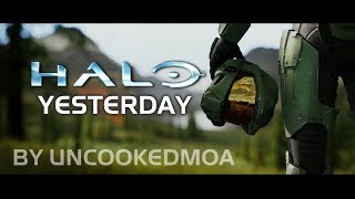 "Halo - ""Yesterday"" (The Beatles) (Music Video/TV Spot) [Halo 17th Anniversary]"