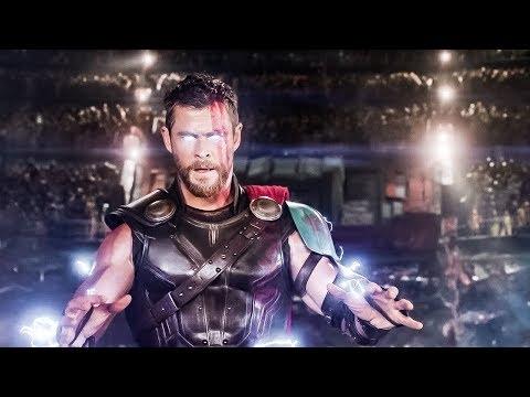 Best Of THOR God Of THUNDER Chris Hemsworth Movies 2011 2018