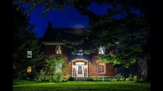 Investigation of Tucker House in Rockland Ontario