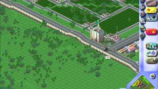 Sim City 3000 How to build a big city Part 30 - Hard Areas To Build Residence