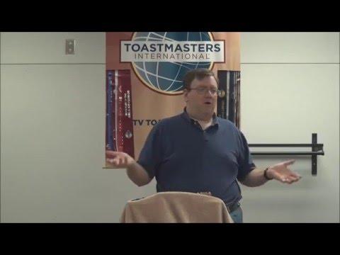 Cincinnati TV Toastmasters Club Meeting of Saturday, January 16, 2016