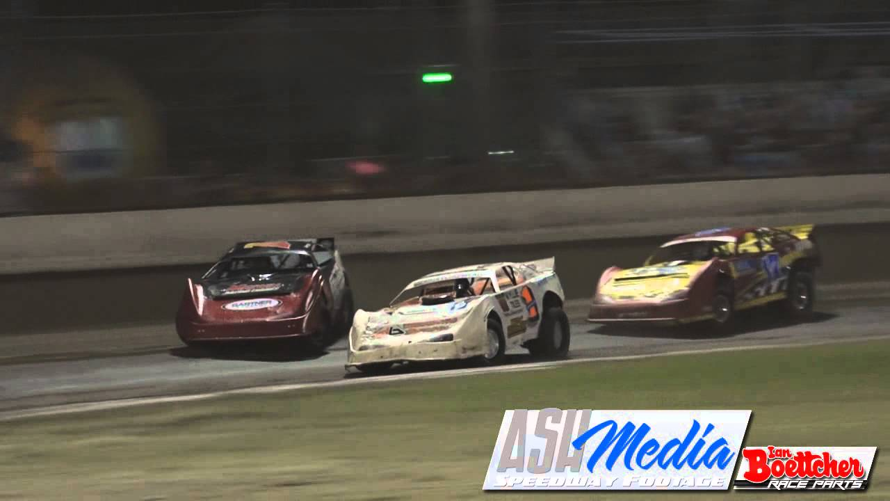 Super Sedans Australian Title A Main Highlights Rockhampton