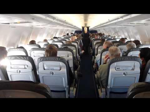 Lufthansa German Airlines/Billund-Frankfurt-Brussels/Economy class/B737-300+A320-200/APR2016