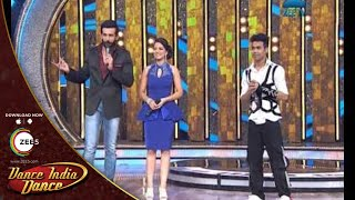 Dance India Dance Season 4  February 16, 2014 - Shyam