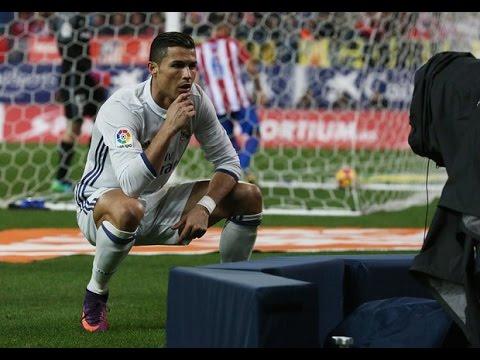 Cristiano Ronaldo NEW Celebration  Real Madrid 3 vs