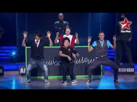 India's Dancing SuperStar   Ep 22   D Maniax's wonderful dance performance