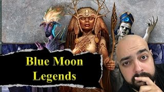 Blue Moon Legends Review - with Zee Garcia