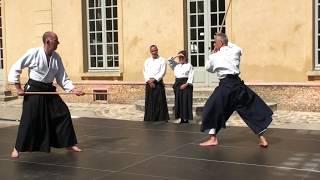 Aïkido Iwama Club Chevry 2 -  Forum 2018