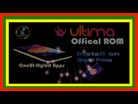 How To Install Ultima Android 6.0.1 on Samsung Grand Prime.{Official ROM}