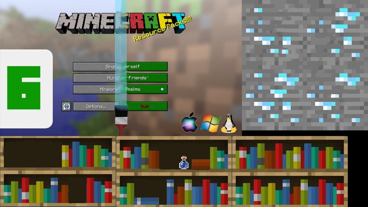 Minecraft - Randomized Alternate Textures! (Resource Pack Tutorial)