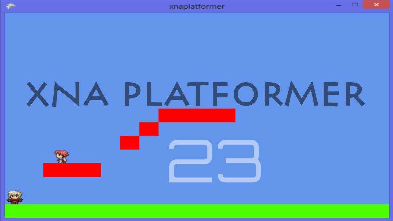 C# Xna Platformer Made Easy Tutorial 23  Sprite Sheet Animation  Youtube