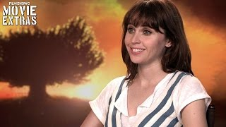 A Monster Calls | On-set visit with Felicity Jones