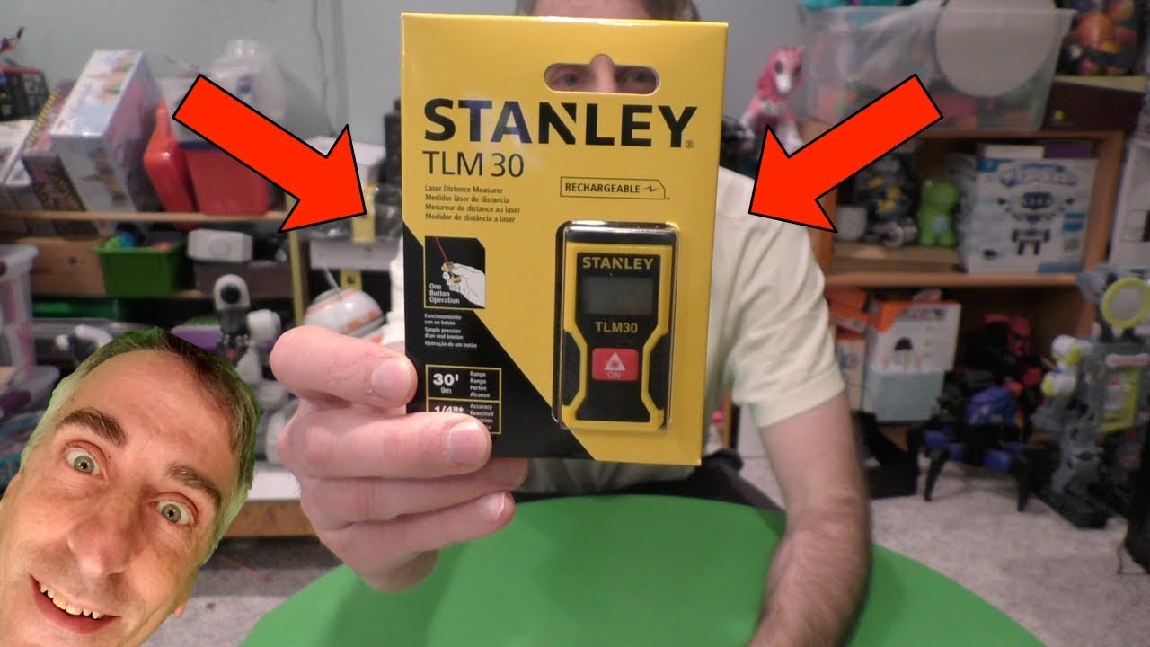 Stanley tlm review ft pocket laser distance measurer lasers