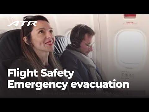 ATR Flight Safety - Emergency Evacuation