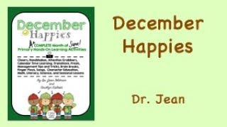 December Happies with Dr  Jean