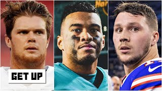 Which AFC East QB is Tom Brady's heir apparent? | Get Up