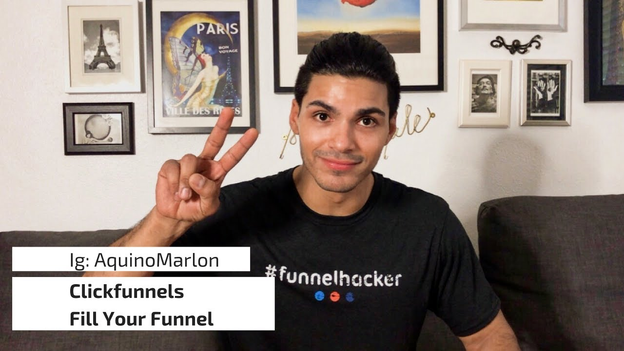 Clickfunnels Fill Your Funnel TOOL (March/2019)
