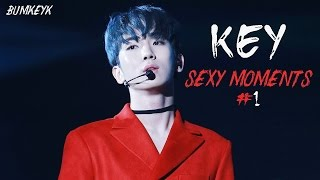 SHINee Key - Sexy Moments #1 This is my first video like this and K...