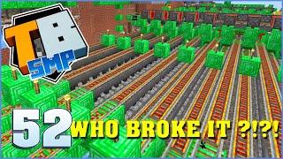 Who Broke it ?! | Truly Bedrock Season 2 Episode 52 | Minecraft Bedrock Edition