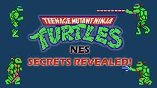 #TMNT #NES Teenage Mutant Ninja Turtles - TMNT - NES - EASY Walkthrough / Beginners Guide