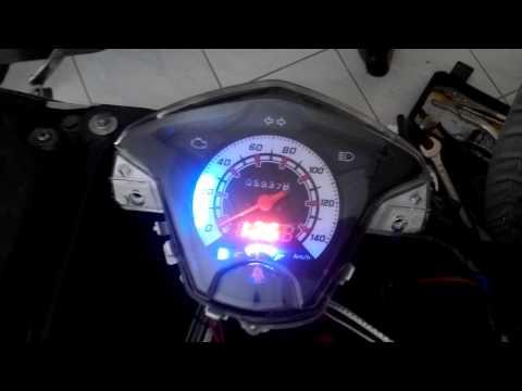 KOSO Digital Speedometer For Honda Beat